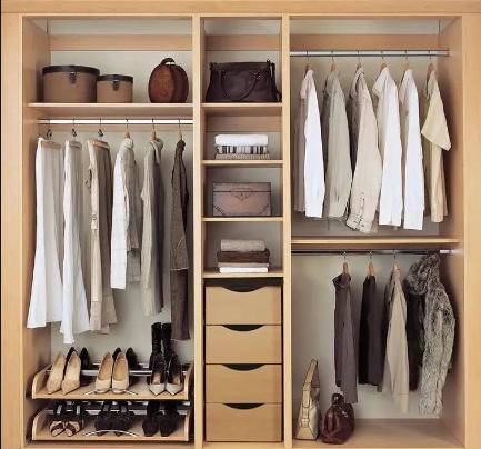 如何整理衣橱的五大步骤介绍